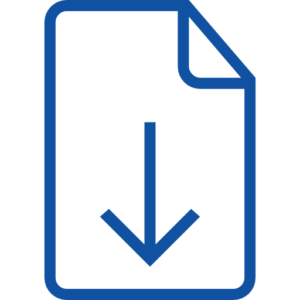 downloadable-file-interface-symbol-of-stroke